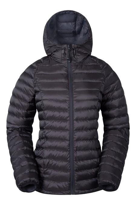 Horizon Womens Hydrophobic Down Jacket | Mountain Warehouse GB