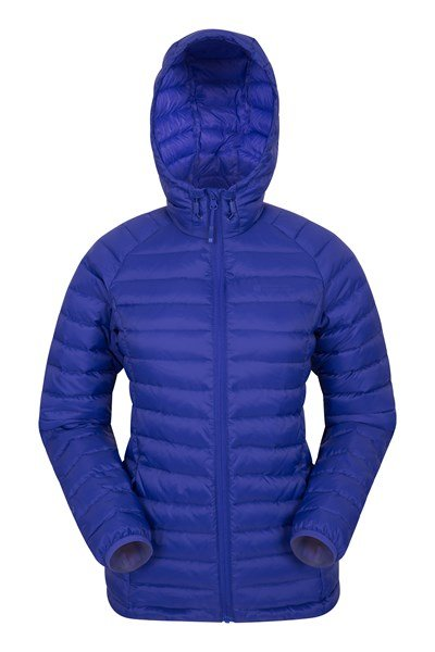 Horizon Womens Down Jacket - Purple