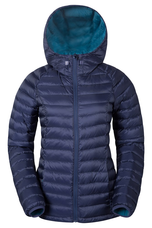 Horizon Womens Hydrophobic Down Jacket | Mountain Warehouse US