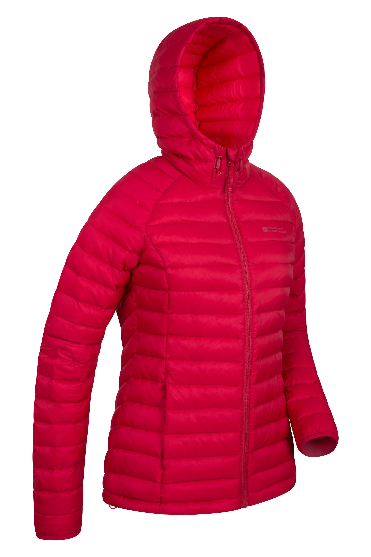 d2012280c Horizon Womens Down Jacket | Mountain Warehouse GB