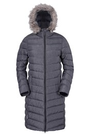 Georgie Womens Padded Jacket