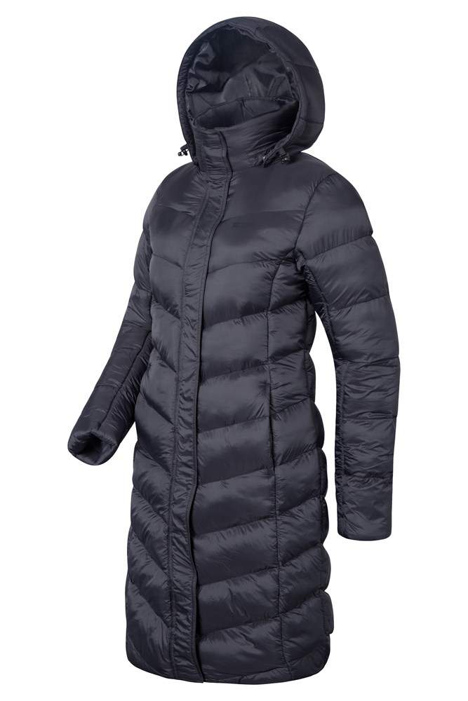 Womens Padded Jackets | Mountain Warehouse EU : quilted ladies coat - Adamdwight.com