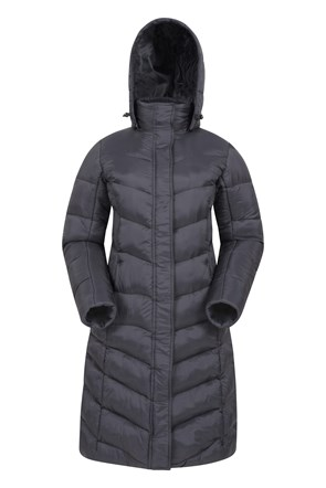 Alexa Womens Padded Jacket
