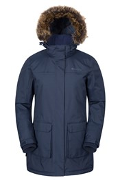 Canyon Womens Long Jacket