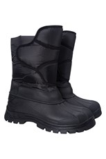 Sleet Mens Snow Boots
