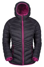 Tenney Womens Padded Jacket