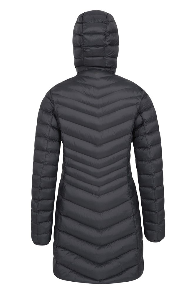 5af68f91c Florence Womens Long Padded Jacket | Mountain Warehouse GB