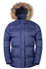 Bella Womens Padded Jacket
