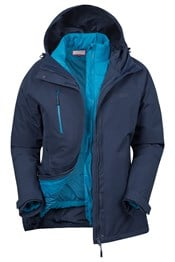 Polar Womens 3 in 1 Jacket