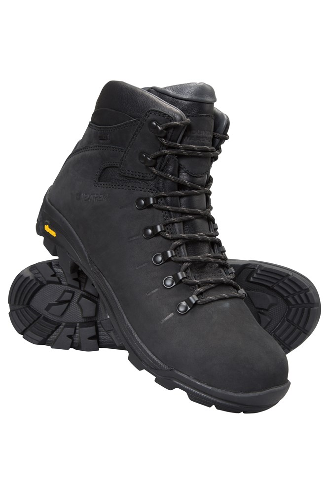 Blade Mens Waterproof Vibram Boots - Black