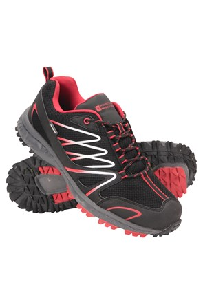 Enhance Waterproof Mens Trail Running Sneakers