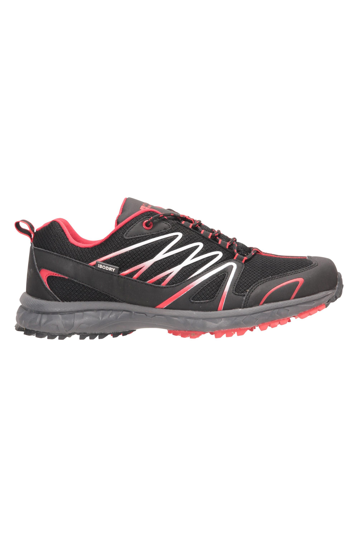 Mountain Warehouse Enhance Men/'s Running Trainers Waterproof Hiking Shoes
