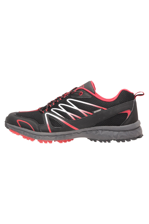 Mountain Warehouse Enhance Waterproof Trail Mens Running Sneakers