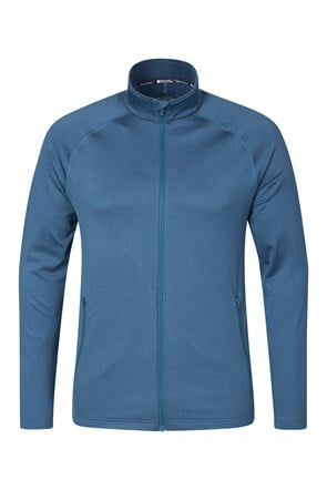 IsoCool Winter Agra Mens Full Zip Top