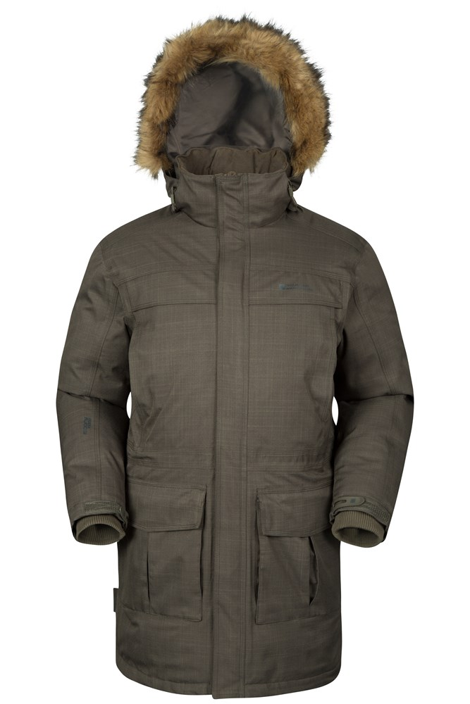 Mens Down Jackets | Mountain Warehouse US