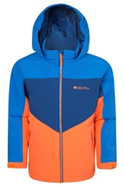 Softshell Youth Ski Jacket