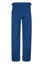 Softshell Youth Ski Trousers