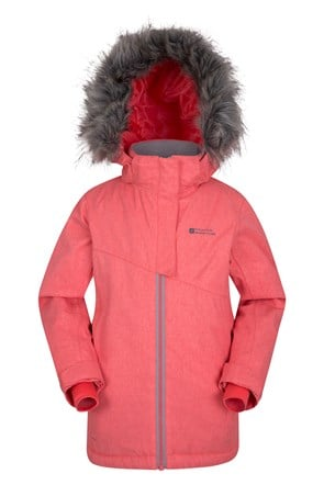Glacial Youth Waterproof Ski Jacket