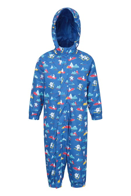 024370 SPLASH JUNIOR 3 IN 1 WATERPROOF SUIT