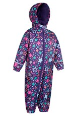 Spright Junior Printed Rain Suit