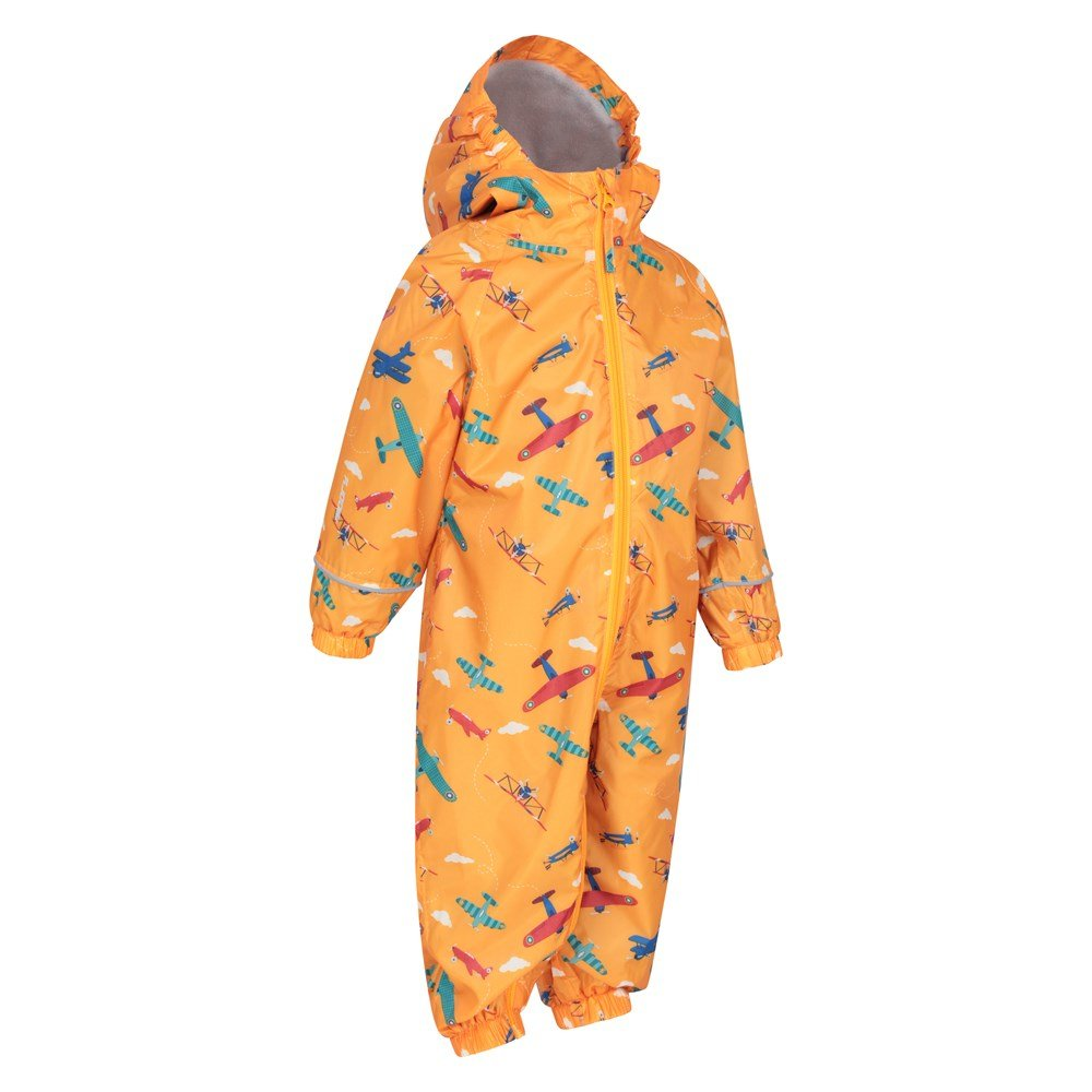 Mountain Warehouse Spright Junior Printed Rain Suit Blue 2 3 Years 5052776478175 For Sale Ebay Shop rain gear at kuiu. mountain warehouse kids all in one waterproof rain suit fleece lined boys girls