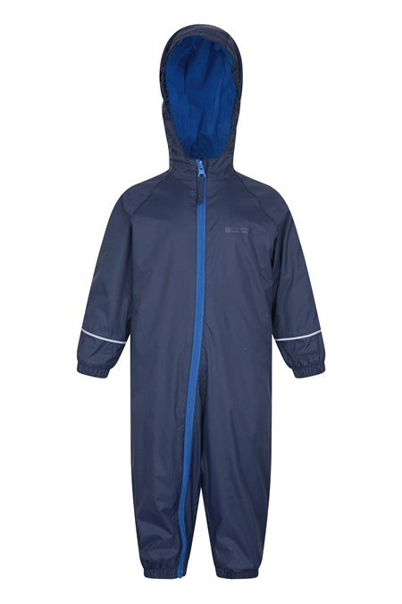 024372 SPRIGHT JUNIOR FLEECE LINED WATERPROOF RAIN SUIT