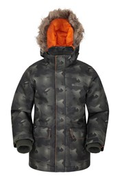 Antarctic Kids Waterproof Down Padded Jacket
