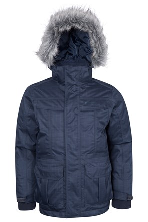 Antarctic Youth Waterproof Down Padded Jacket