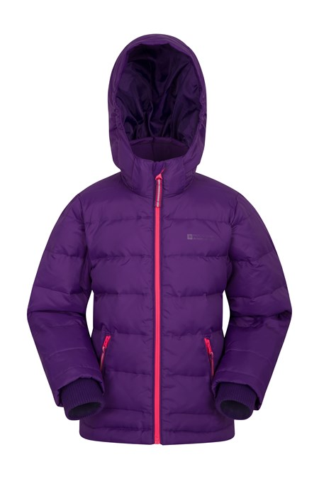 024377 FROST KIDS DOWN PADDED JACKET
