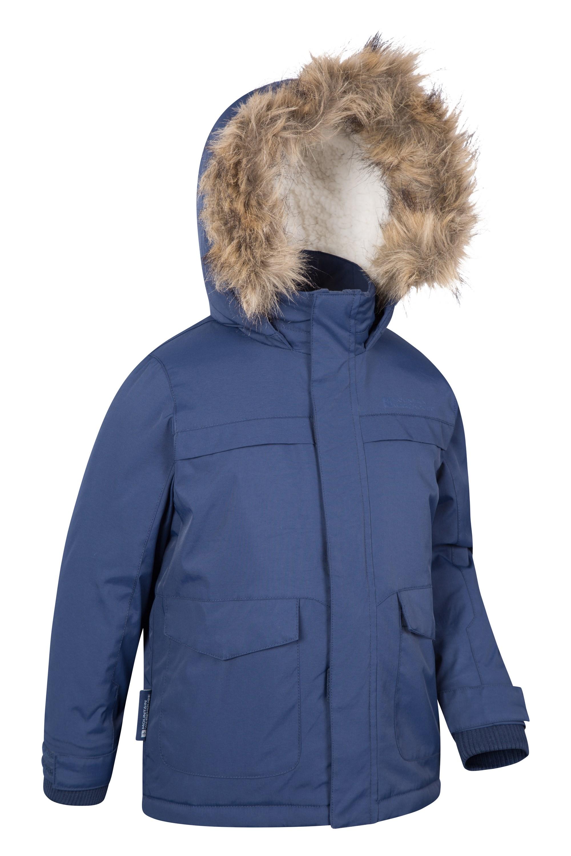 Kids Jackets - Kids Parka Coats | Mountain Warehouse GB