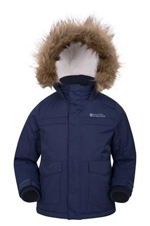 ef6a11e44a29 Samuel Kids Water-resistant Parka Jacket