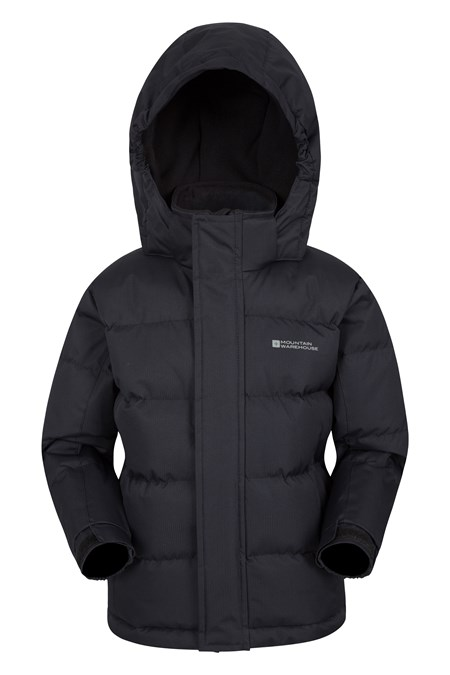 024390 SNOW YOUTH PADDED JACKET