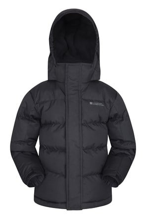 Snow Kids Water-Resistant Padded Jacket