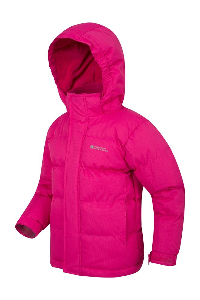 3f61319323a Mountain Warehouse Raptor Youth Ski Jacket -Snowproof