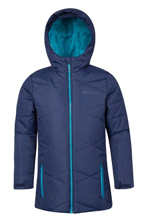 Flare Youth Padded Jacket