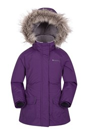 Steve Backshall Elements Youth Parker Jacket