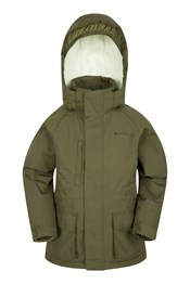 Steve Backshall Sherpa Youth Jacket