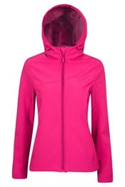Finn Womens Softshell Jacket