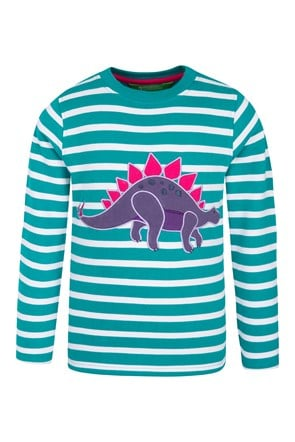 Applique Kids Sweatshirt