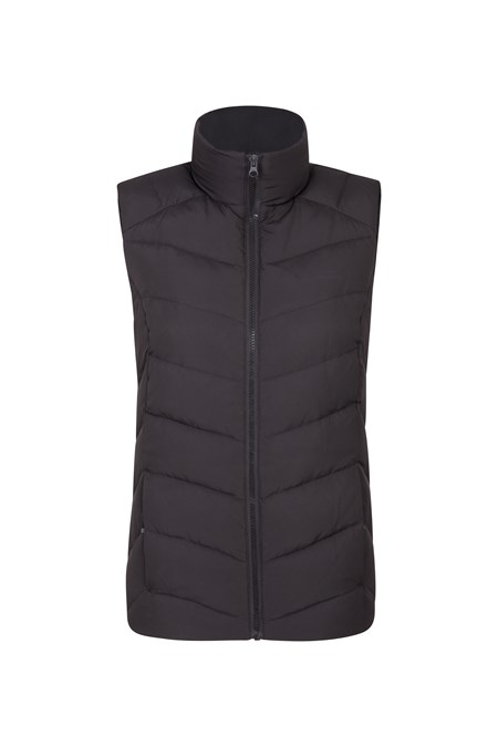024413 CRESCENT WOMENS DOWN GILET