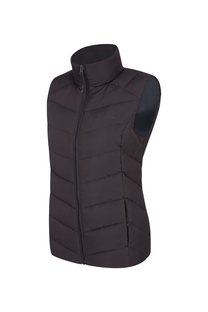 df6dce97c54 Crescent Womens Down Gilet | Mountain Warehouse GB