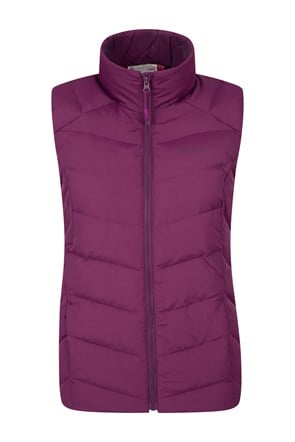 Crescent Womens Down Gilet