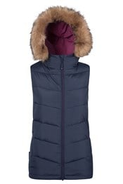 Stratus Womens Padded Gilet
