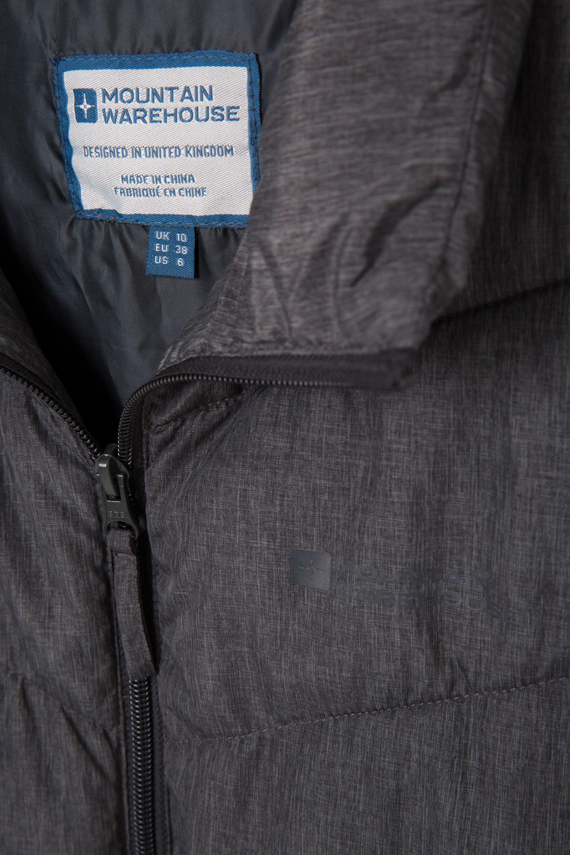Mountain Warehouse Femme Rembourré Veste sans manches en polyester-Nylon mélangé résistant à l/'eau