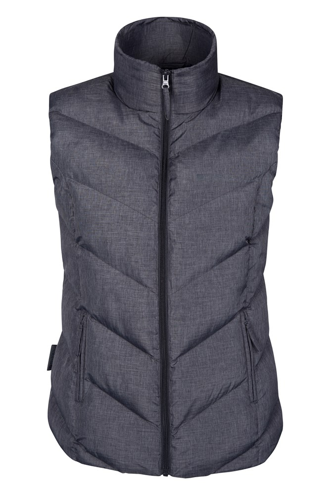 Clearance Amazing Price Discount 2018 New Womens Quilted Gilet Blend Low Shipping Fee Online View Cheap Price i9wSHQDtQ