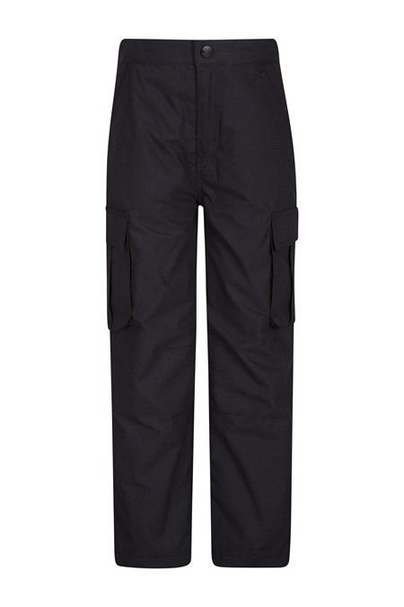 024428 KIDS WINTER TREK TROUSER