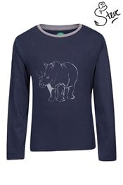 Steve Backshall Rhino Youth Tee