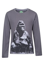 Steve Backshall Gorilla Youth Tee