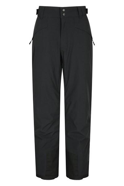 Orbit 4 Way Stretch Mens Ski Pants - Grey