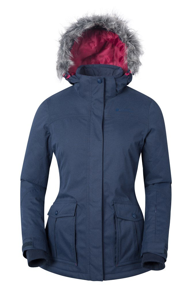 Braddock Womens Ski Jacket | Mountain Warehouse US